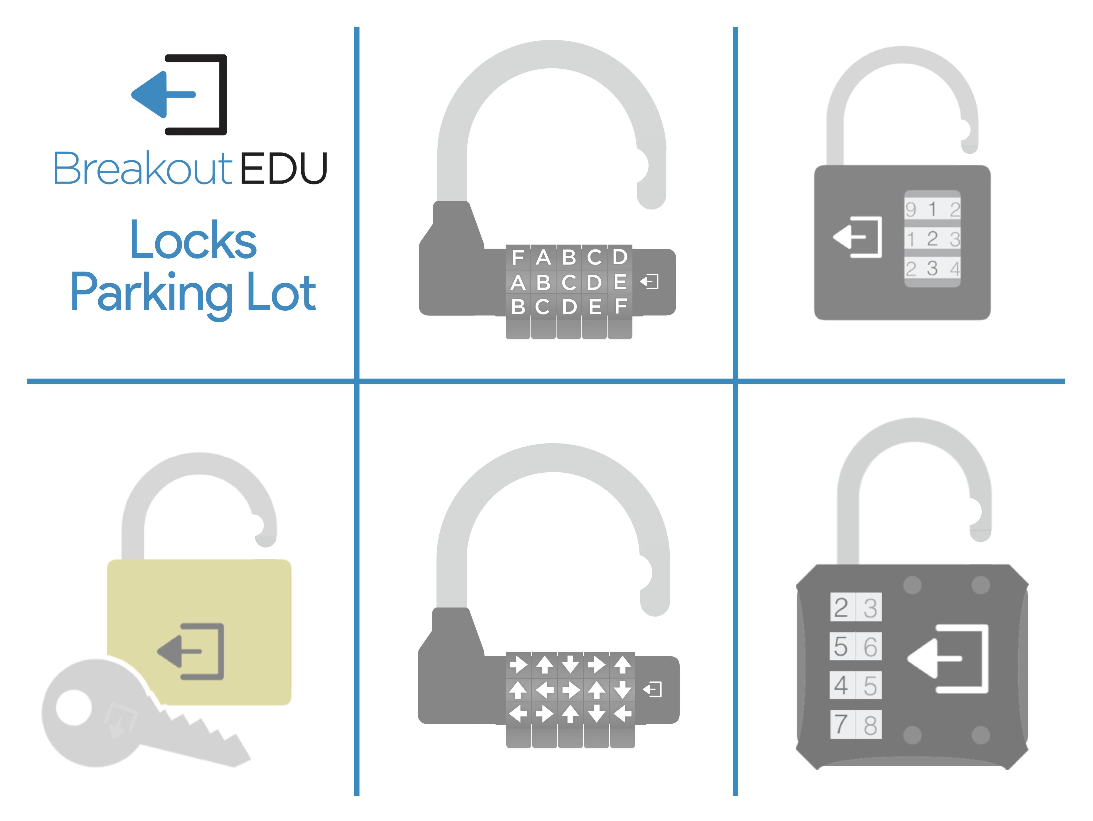 Lock Tutorials + Tips — Breakout EDU