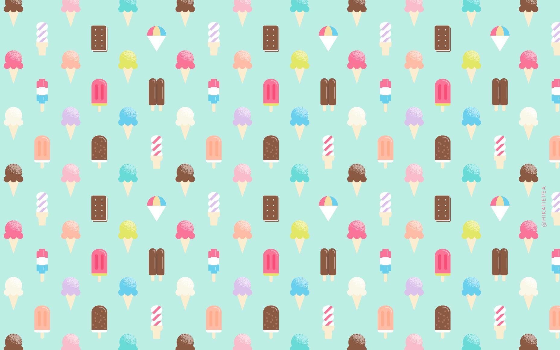 ice cream clothing wallpaper - photo #9