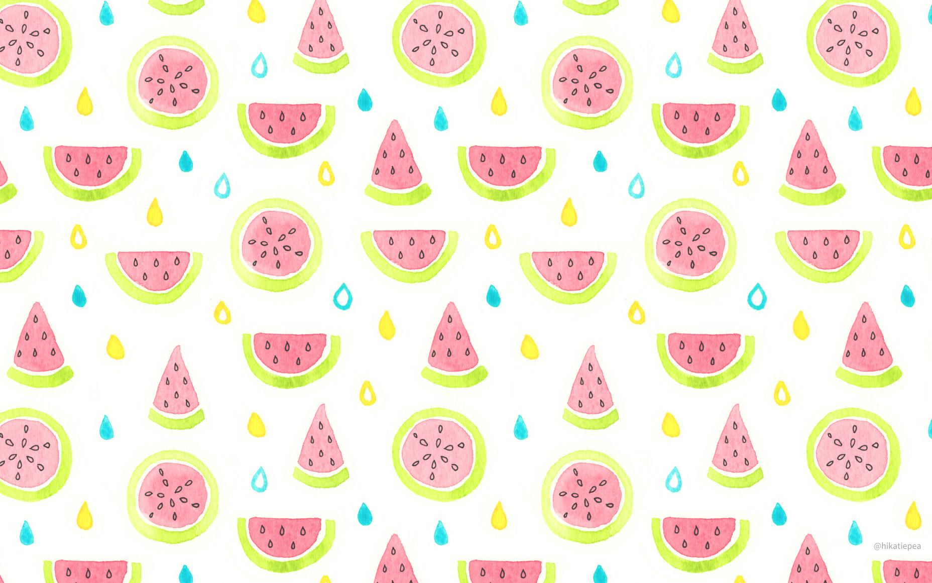 Watermelon Wallpaper For Desktop