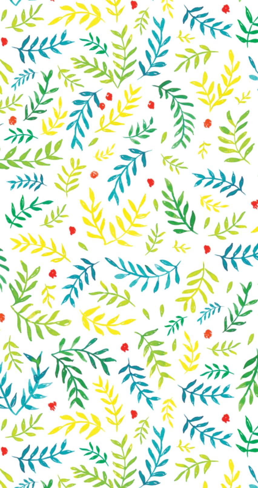 Most Inspiring Wallpaper Home Screen Watercolor - Nathalie-Ouederni-Watercolor-Strawberries-iphone6+copy  Image_719624.jpg