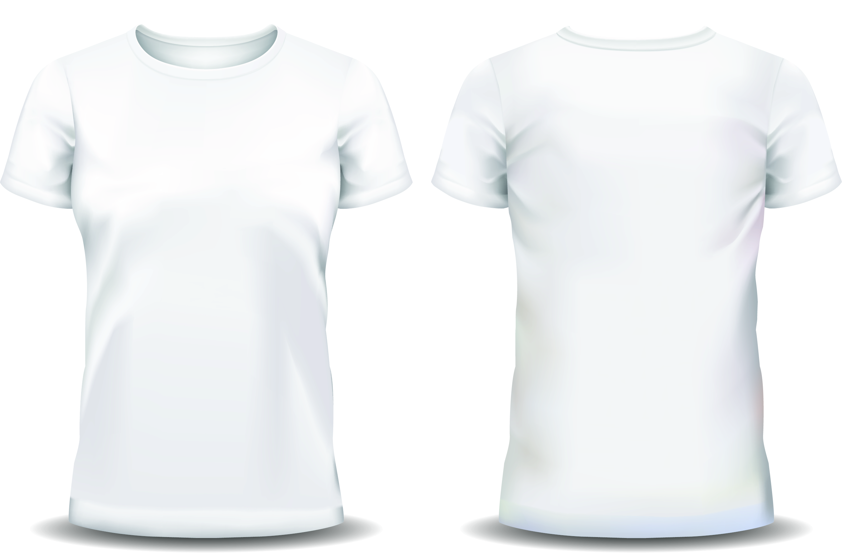 White t shirt eps - Blank White T Shirt Eps