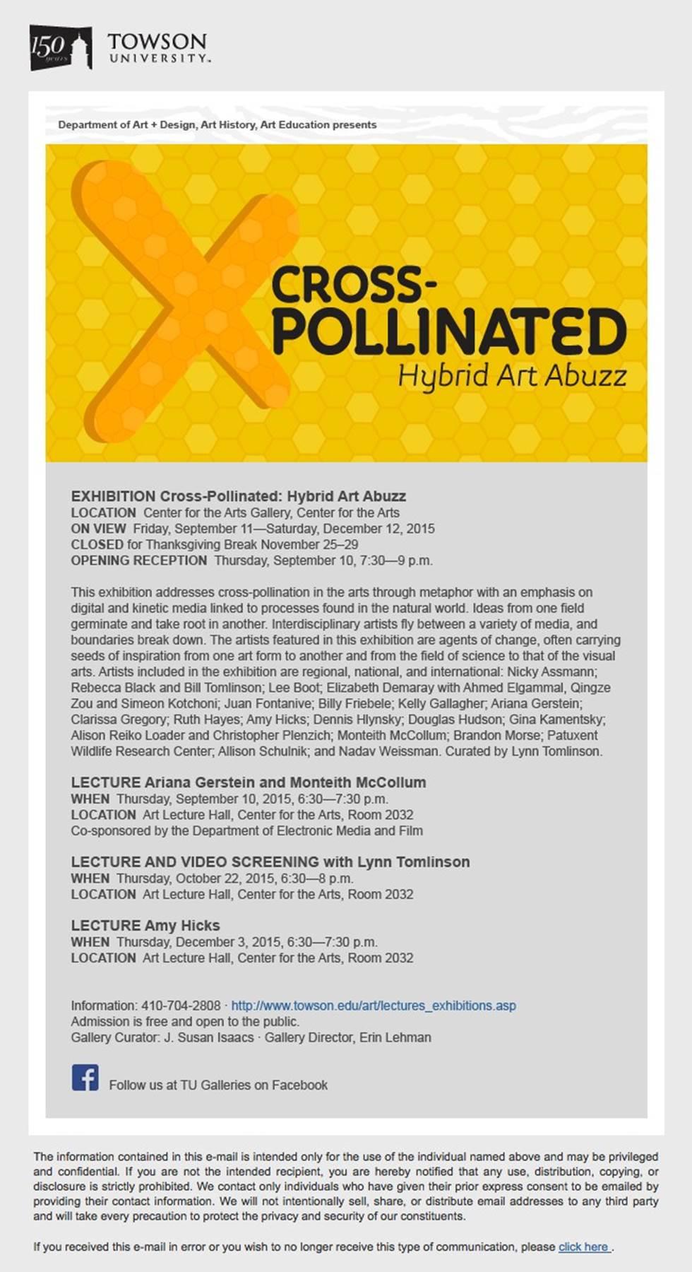 Towson Calendar.Documentation Conferences Talks And Grants Amy Hicks