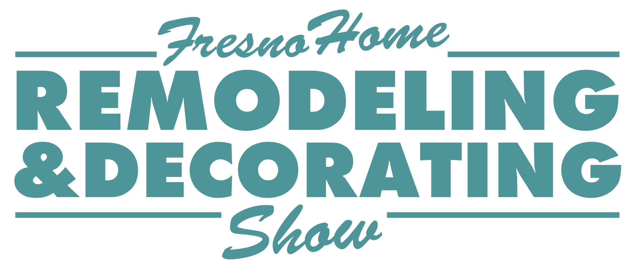 july show remodeling and decorating show logos