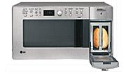 LG Electronics Microwave