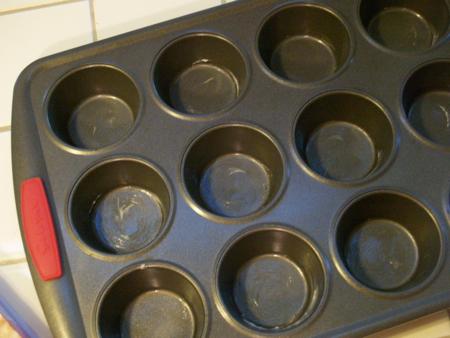 Muffin tin