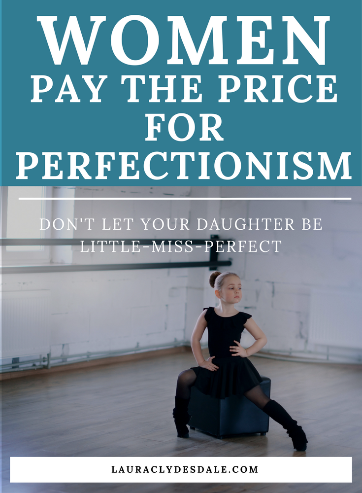 Girls Leadership   Fear of Failure   Perfectionism