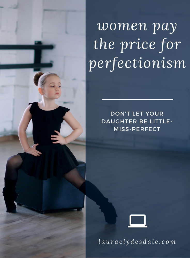 Girls Leadership | Fear of Failure | Perfectionism