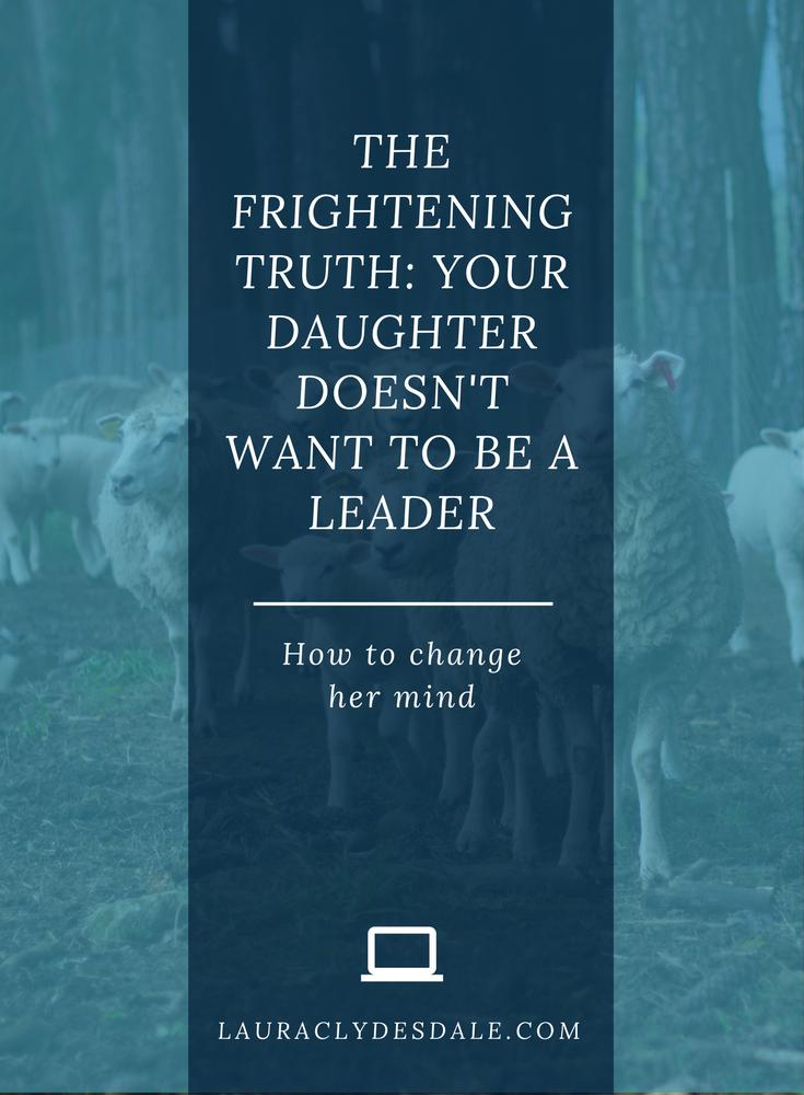 Girls Leadership | Leadership Ambition Gap | Leadership Styles | Gender Gap