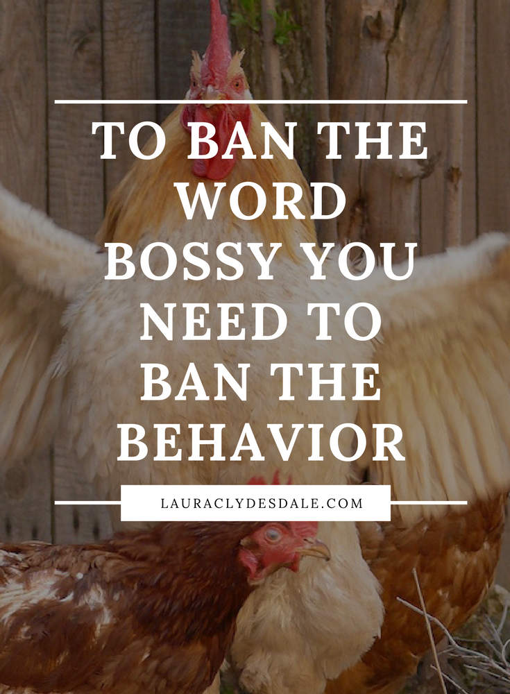 Girls Leadership | Bossy Girl | Ban The Word Bossy
