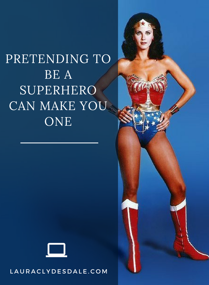 Girls Leadership | Power Pose | Confidence | Imposter Complex | Wonder Woman | Authentic | Amy Cuddy