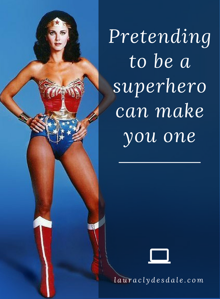 Girls Leadership | Power Pose | Confidence | Presence | Wonder Woman | Authentic | Amy Cuddy