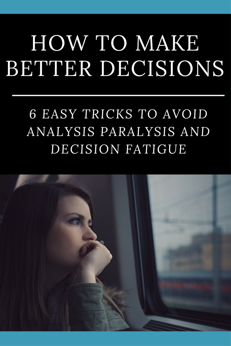 Decision Making Ideas For Teens | Decision Fatigue Tips | Analysis Paralysis | Decision Making Process | Decision Making Activities | Decision Fatigue Life, #decisionmaking, #GirlsLeadership