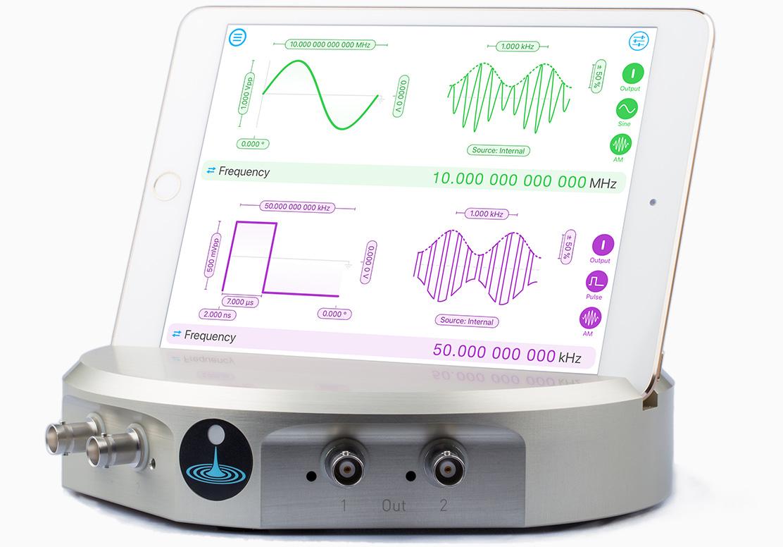 Waveform Generator with Moku:Lab