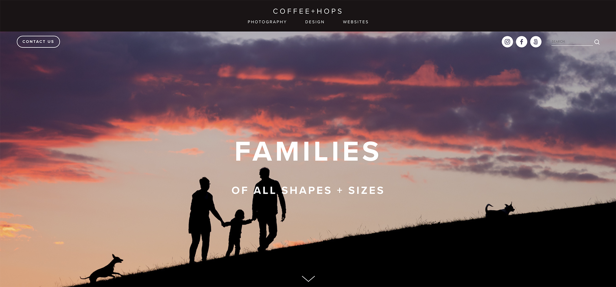 Family Photography — Coffee+Hops