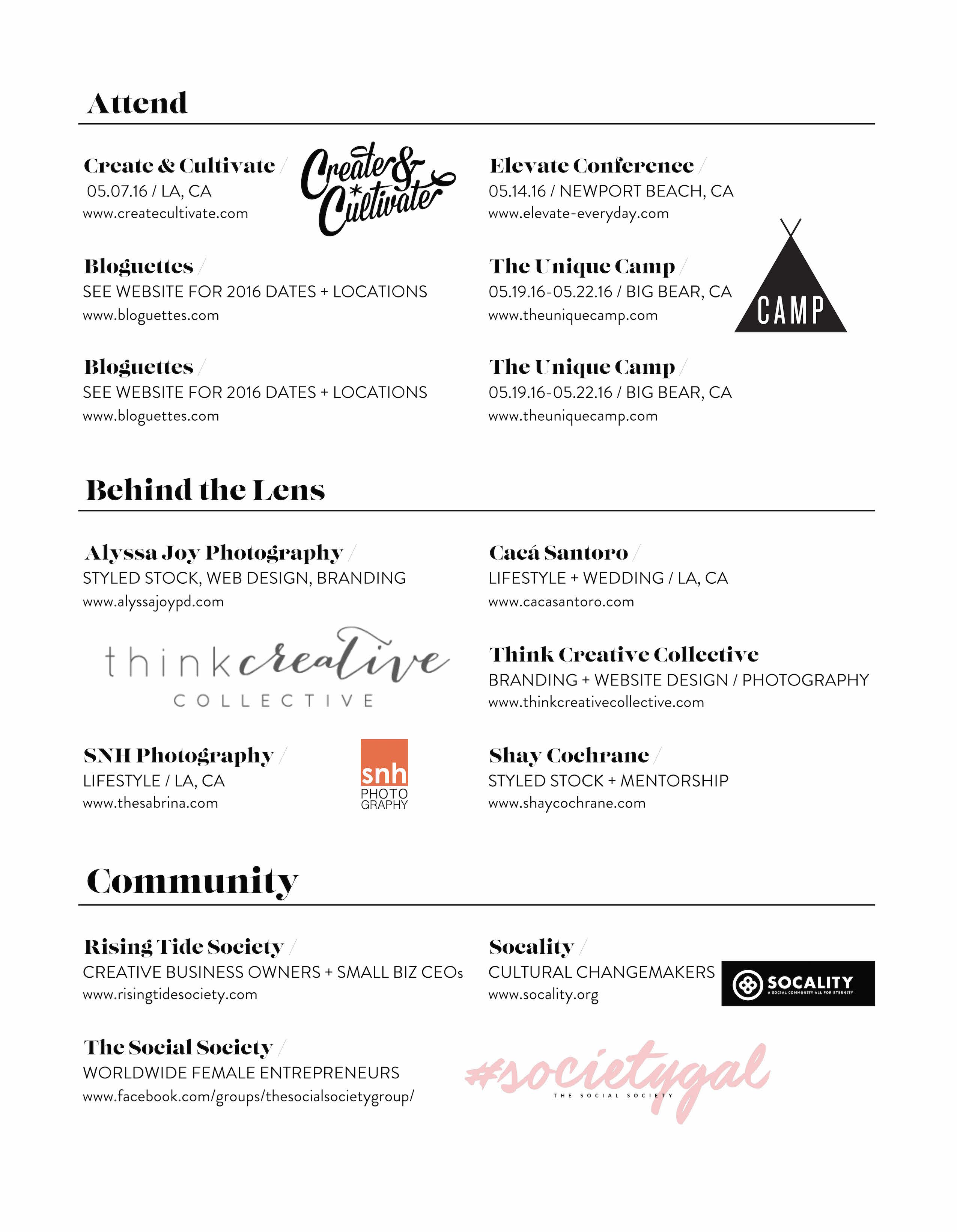 Online Belong Resource Guide Belong Magazine