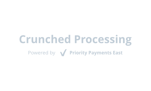 Crunched Processing Logo Light
