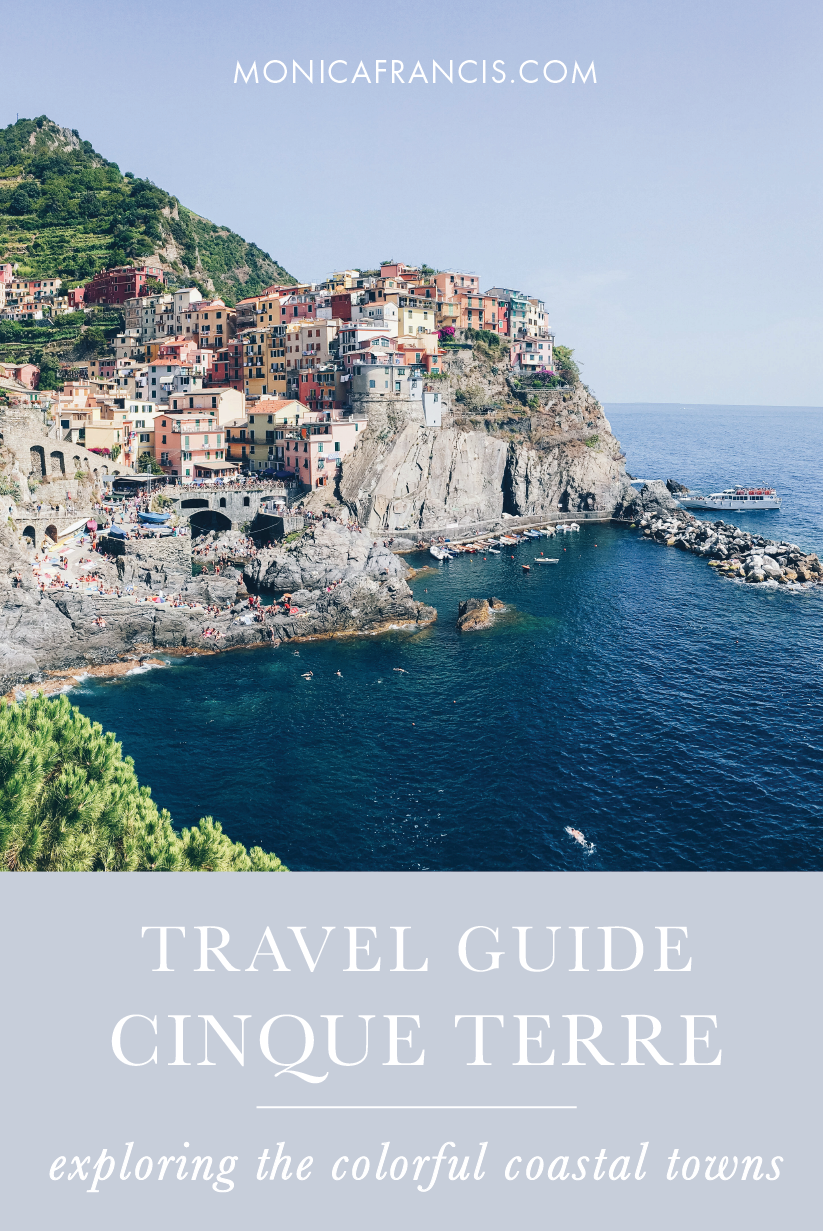 Cinque Terre, Italy Travel Guide | Things to do and see in Riomaggiore, Manarola, Vernazza, Corniglia, and Monterosso al Mare. From beaches and hiking paths to the best food and views, use this guide to plan one, two, or three days exploring Cinque Terre. | The colourful coastal towns of the Italian Riviera. | How to visit Cinque Terre, Italy | Cinque Terre Photography