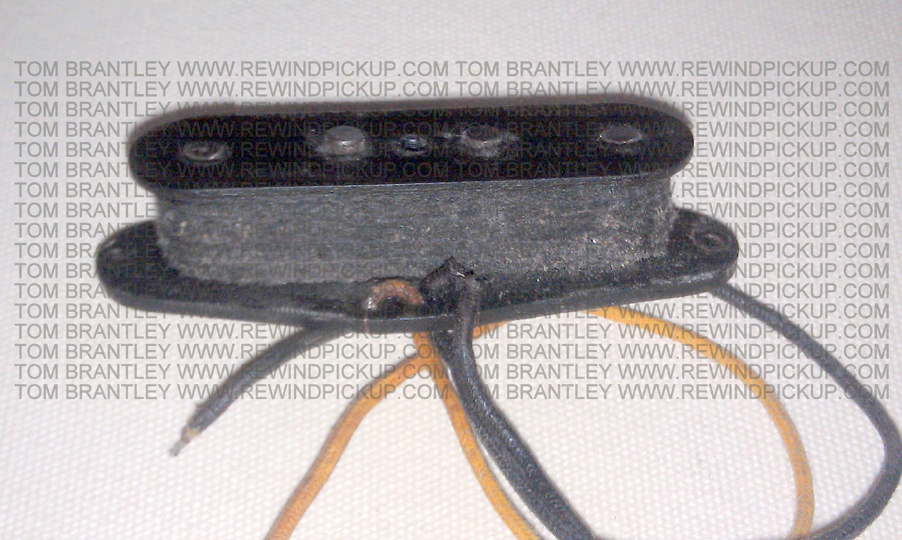 Fender Single Coil — TOM BRANTLEY REWINDS