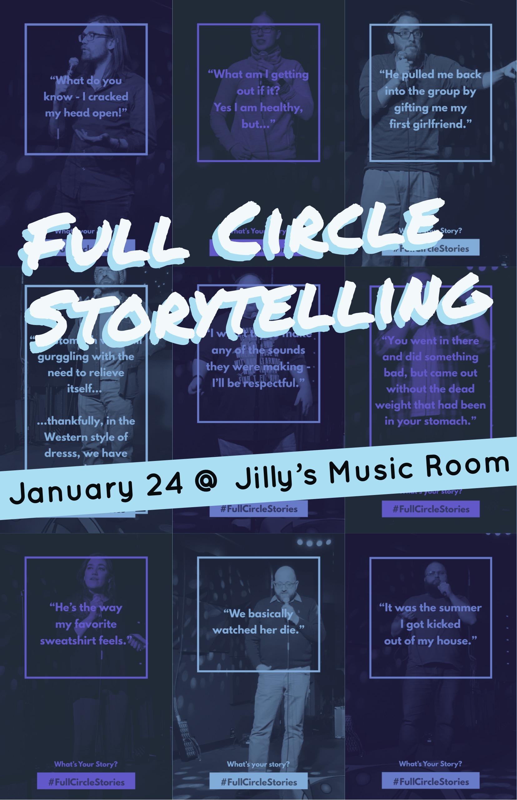 Full Circle Flyer