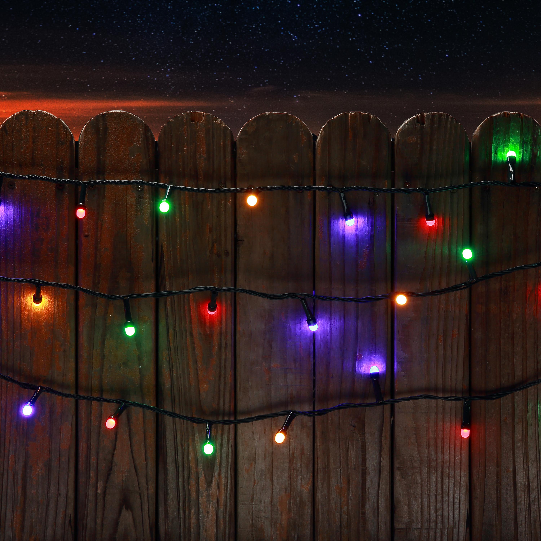 8mm Mini Globe LED String Light Content — Novolink