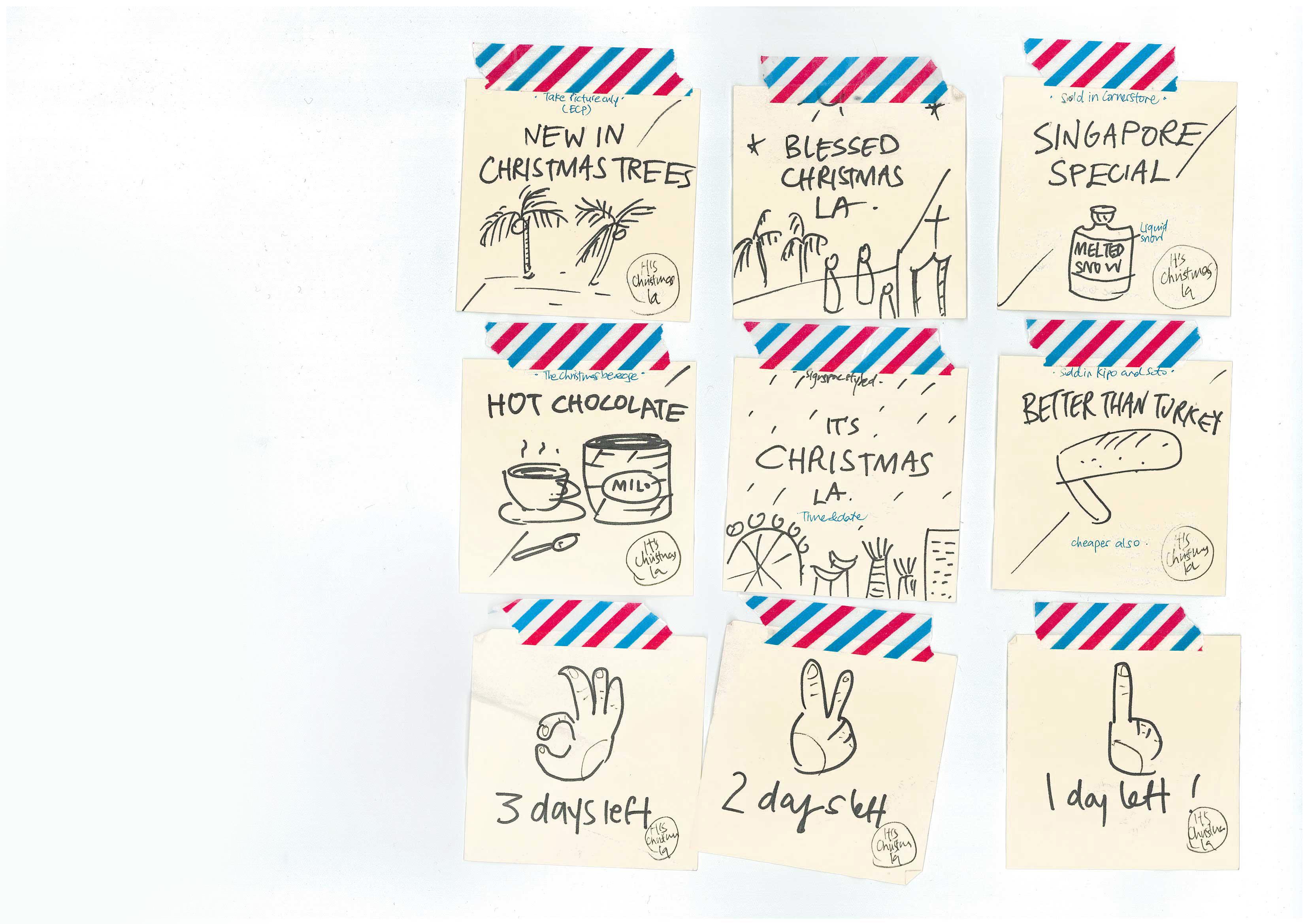 It\'s Christmas Lah! | Judea Faith
