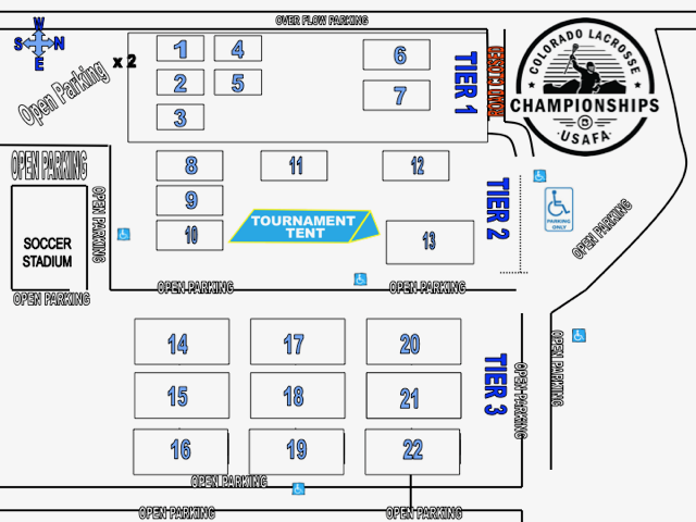 Air Force Academy Campus Map.Field Maps Co Championships