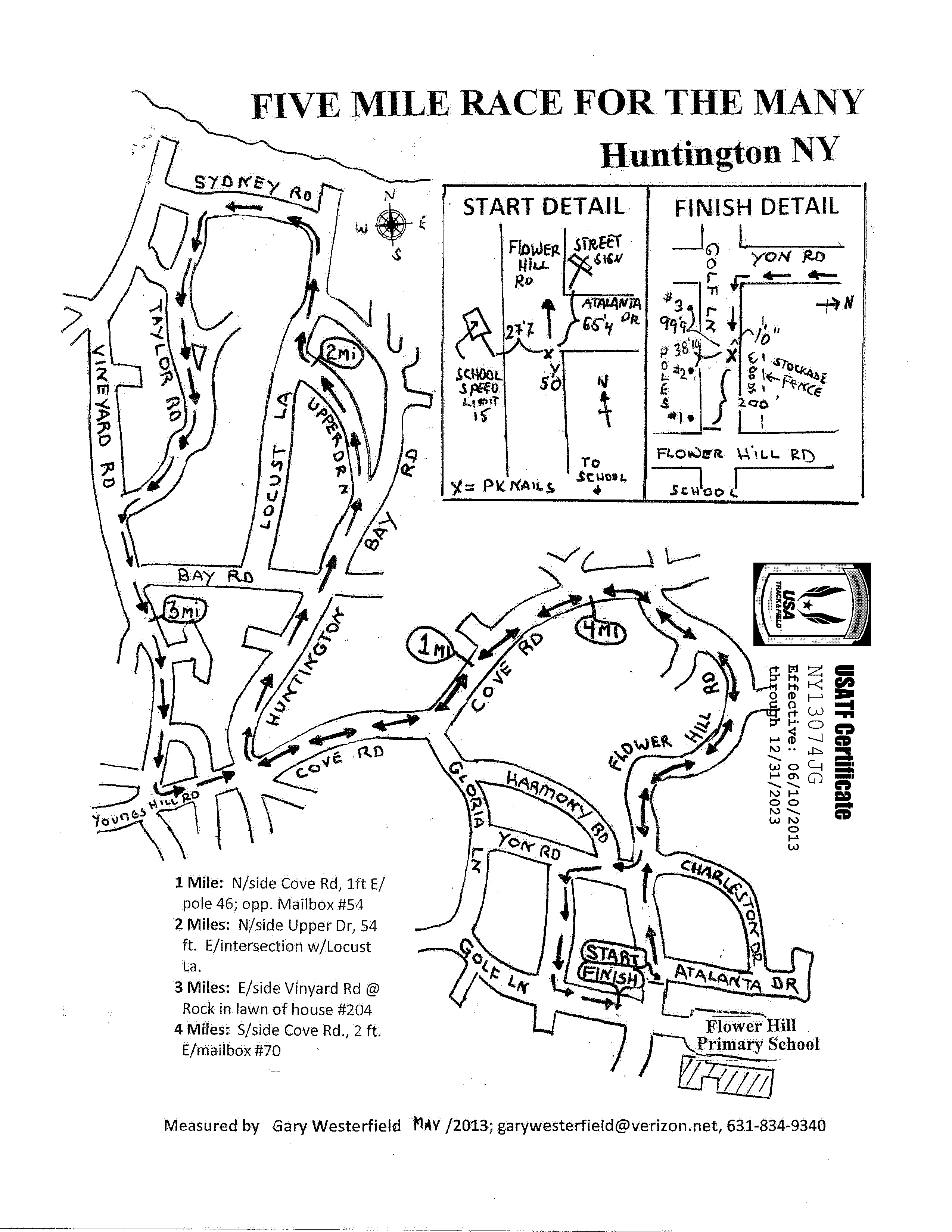 Huntington New York Map.Elija Foundation 5 Mile Run Greater Long Island Running Club