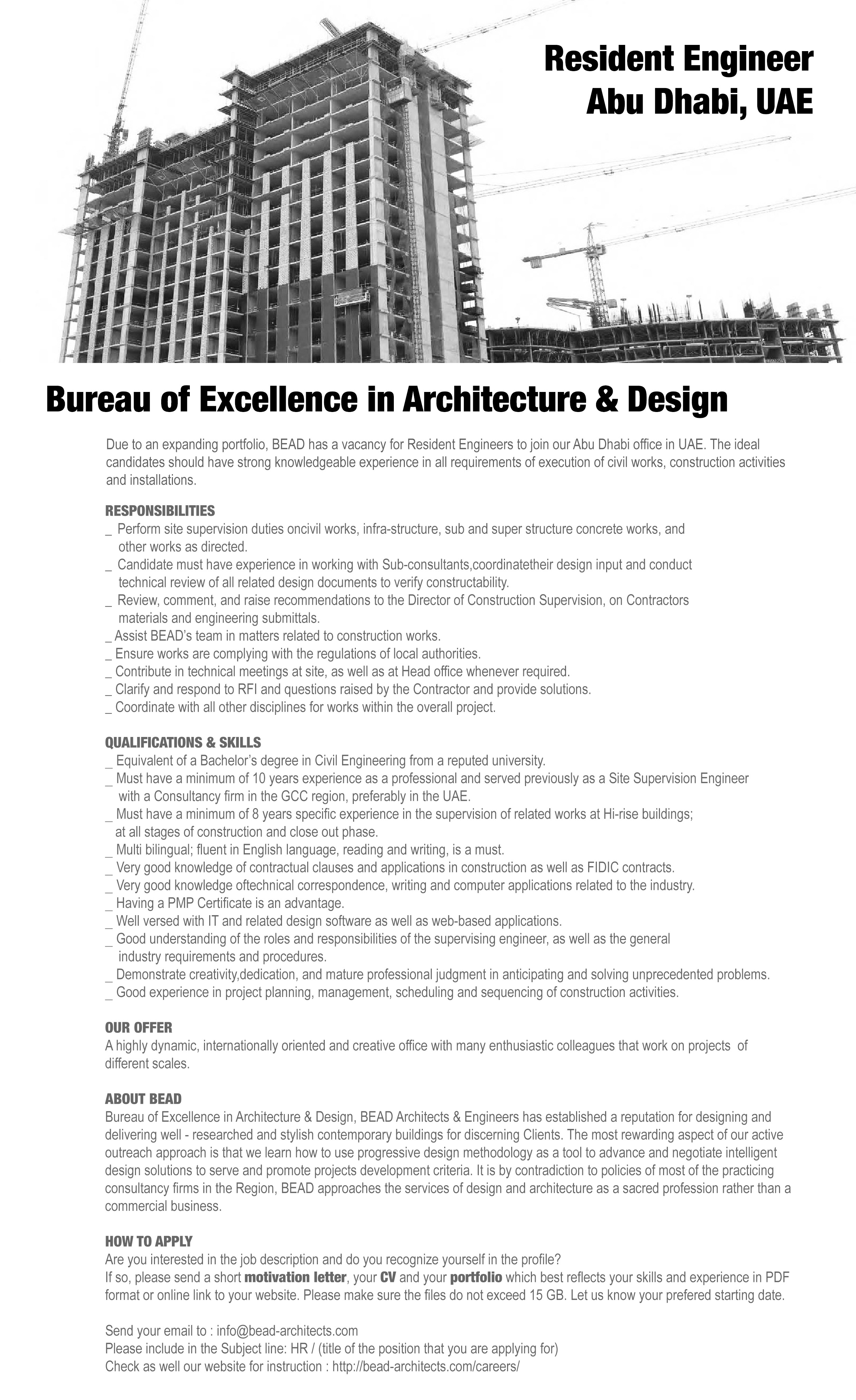 Careers — BEAD Architects & Engineers