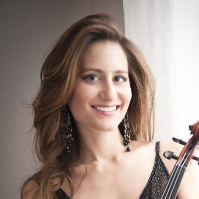 Violinist Gabrielle Fink | Marksmen Studio