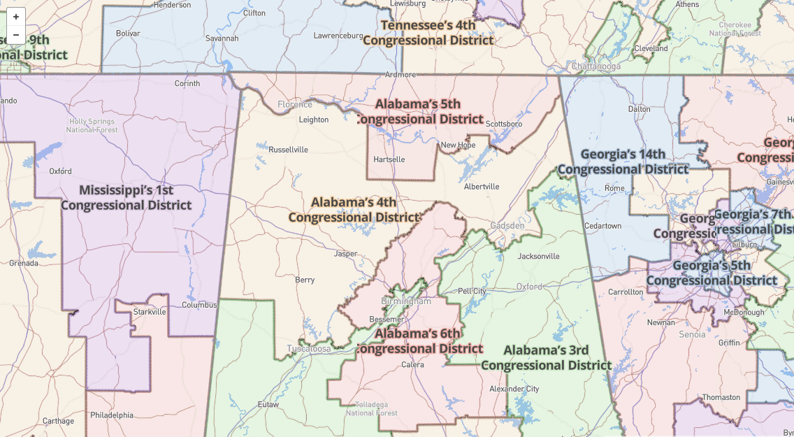 Map Of Arizona 5th Congressional District.Map Of Arizona 4th Congressional District