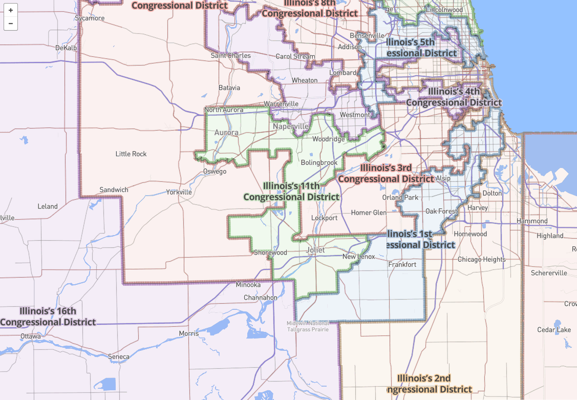 Map Of New York 19th Congressional District.Support Science
