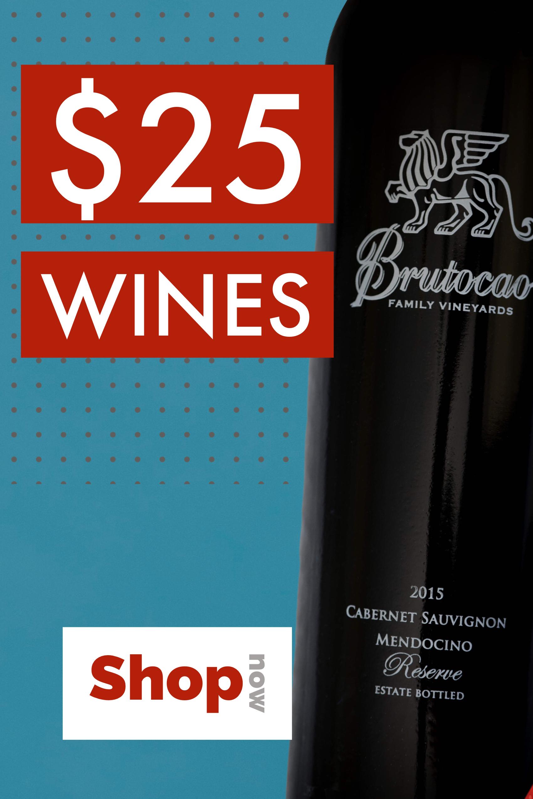25 Wines