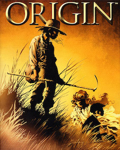 Wolverine Origin cover