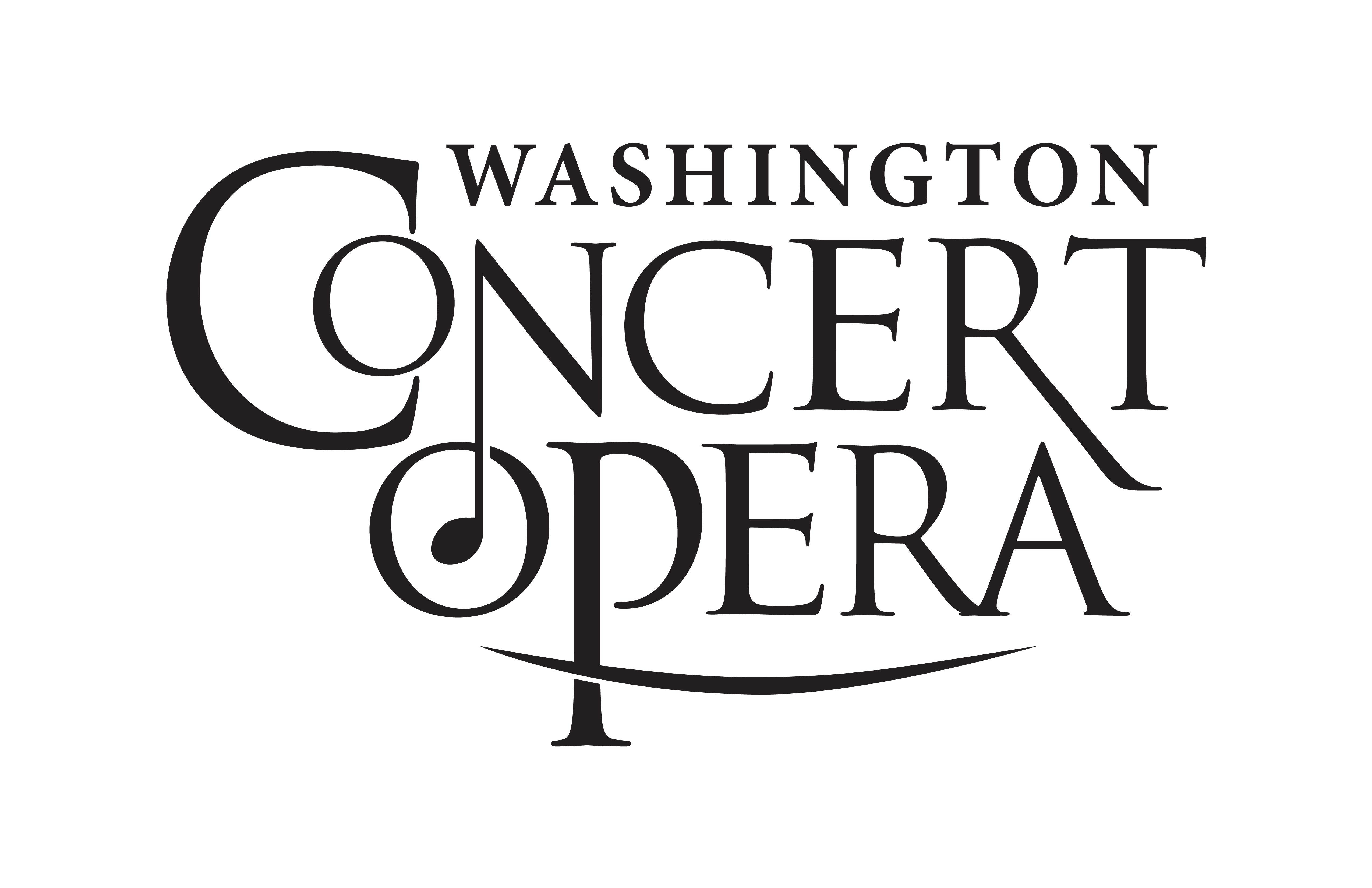 WCO Logo Download — Washington Concert Opera