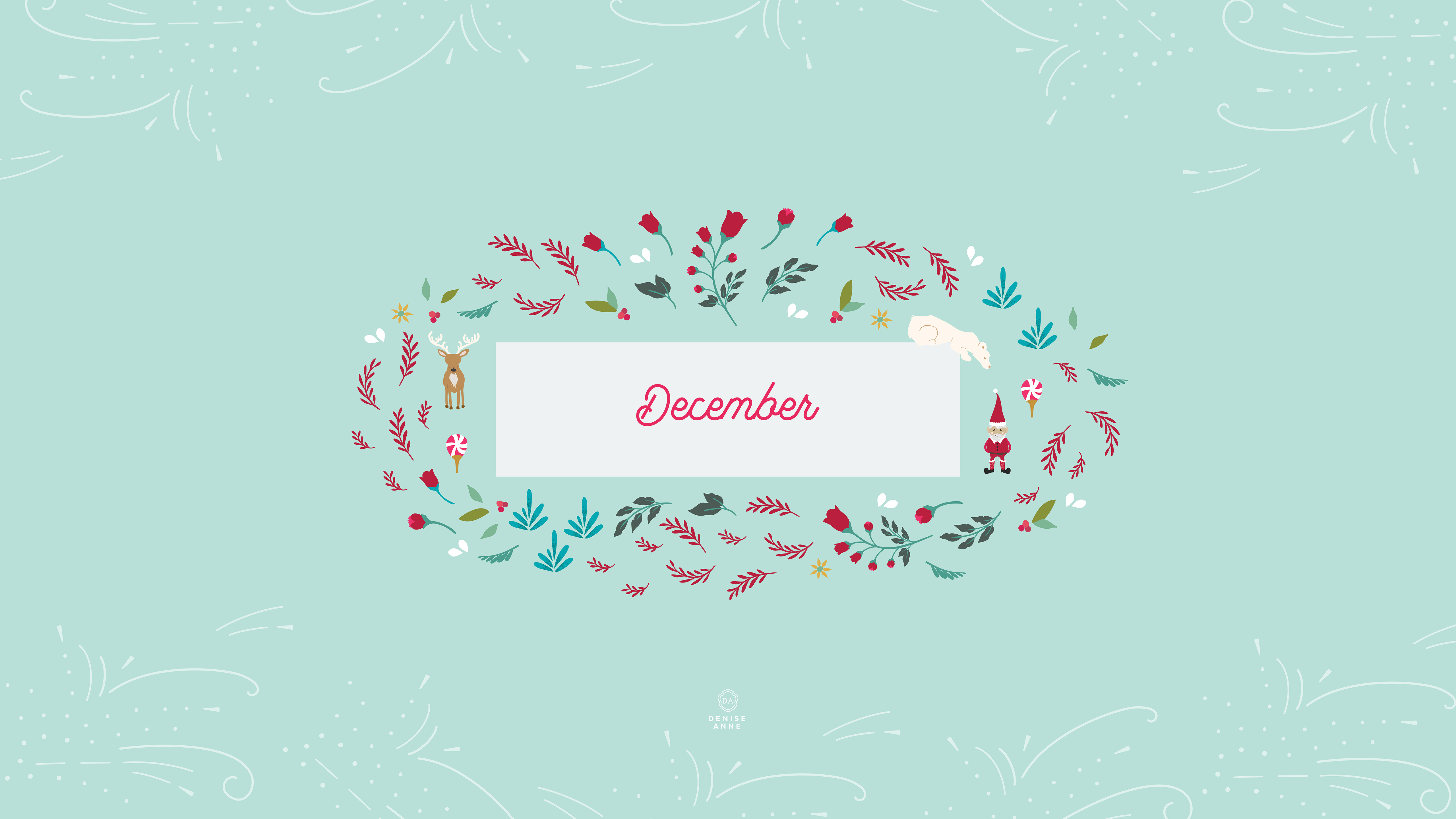 Free Christmas Desktop Wallpapers