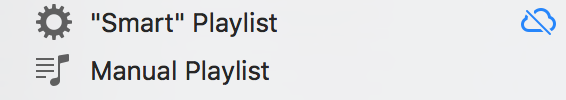 Smart Playlist Not Syncing