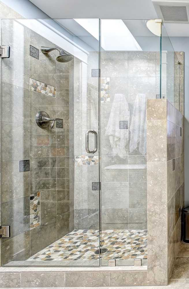 DC Frameless Glass Shower Doors | (202) 800-1877 | Glass Enclosures