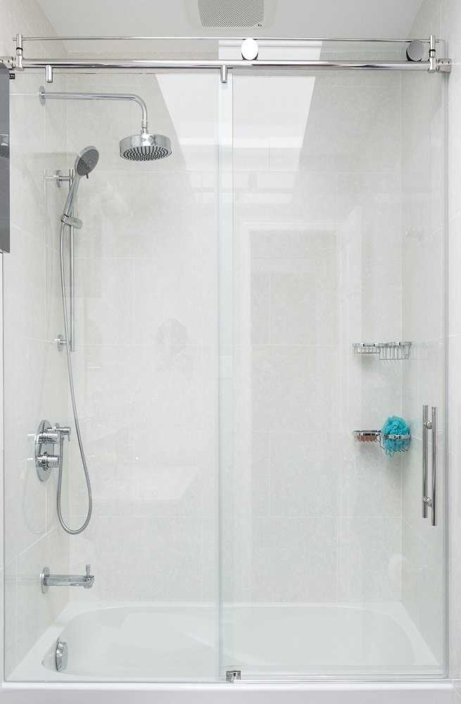 Shower Doors  sc 1 th 277 & DC Frameless Glass Shower Doors | (202) 800-1877 | Glass Enclosures