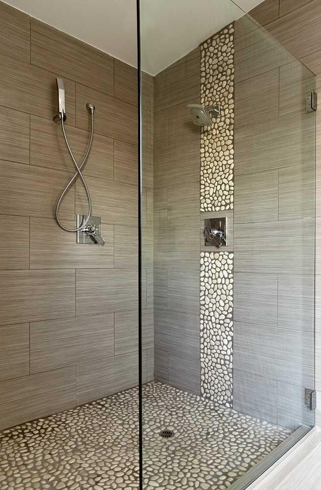 Dc frameless glass shower doors 202 868 6828 glass - Bathroom glass partition designs ...