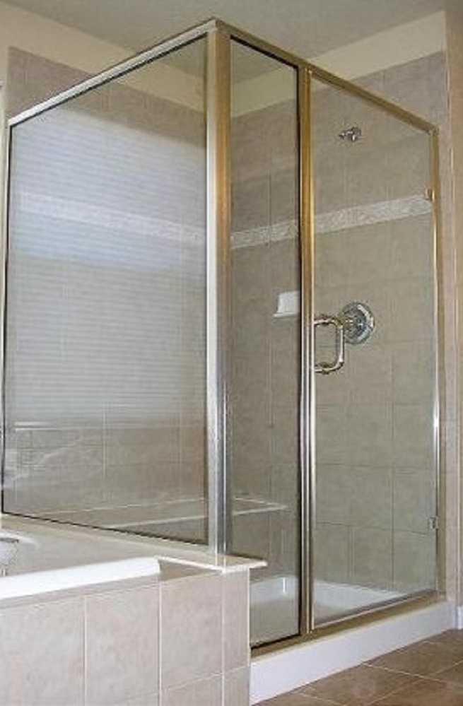 Framed Gl Shower Doors Dc Frameless