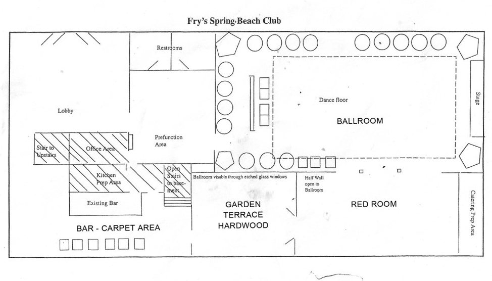 Awesome Ballroom Floor Plan Gallery