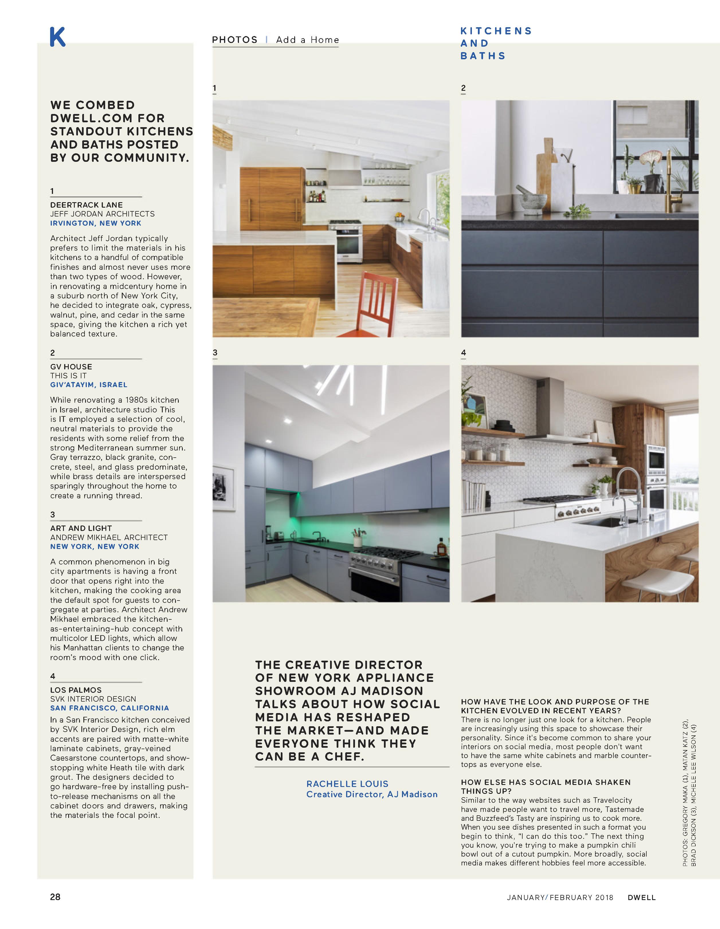 Dwell Magazine Kitchens - gigadubai.com -