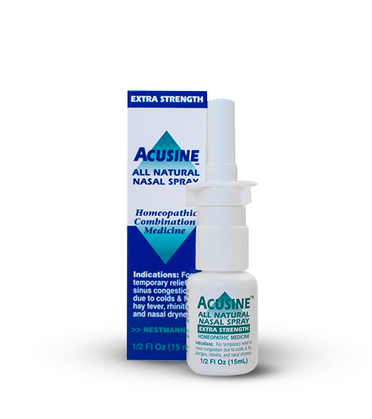 Acusine All Natural Nasal Spray