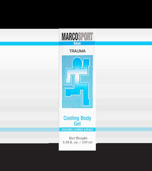 Marco Sport All Natural Gels & Creams