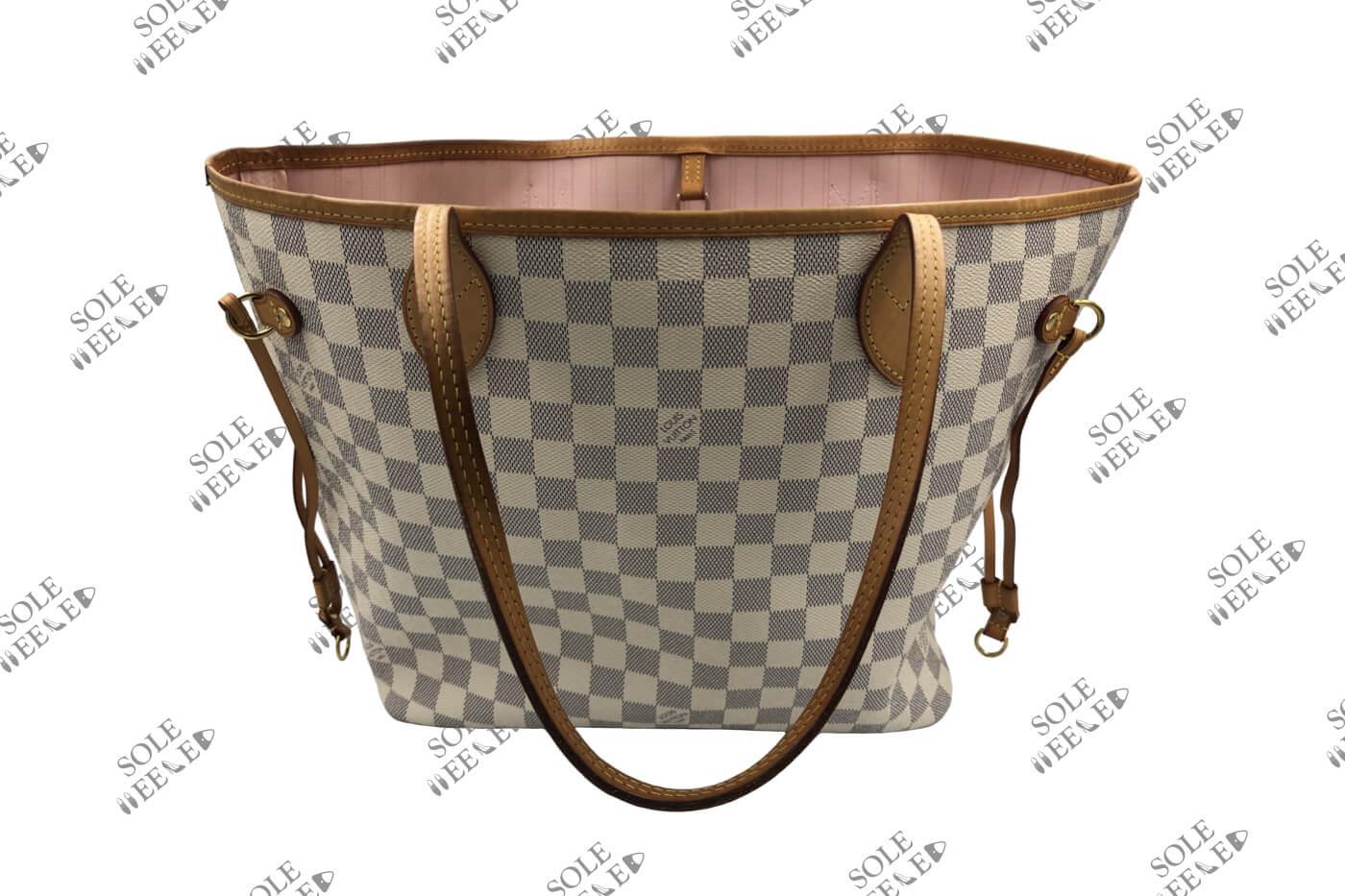 Louis Vuitton Handbag Interior Clean