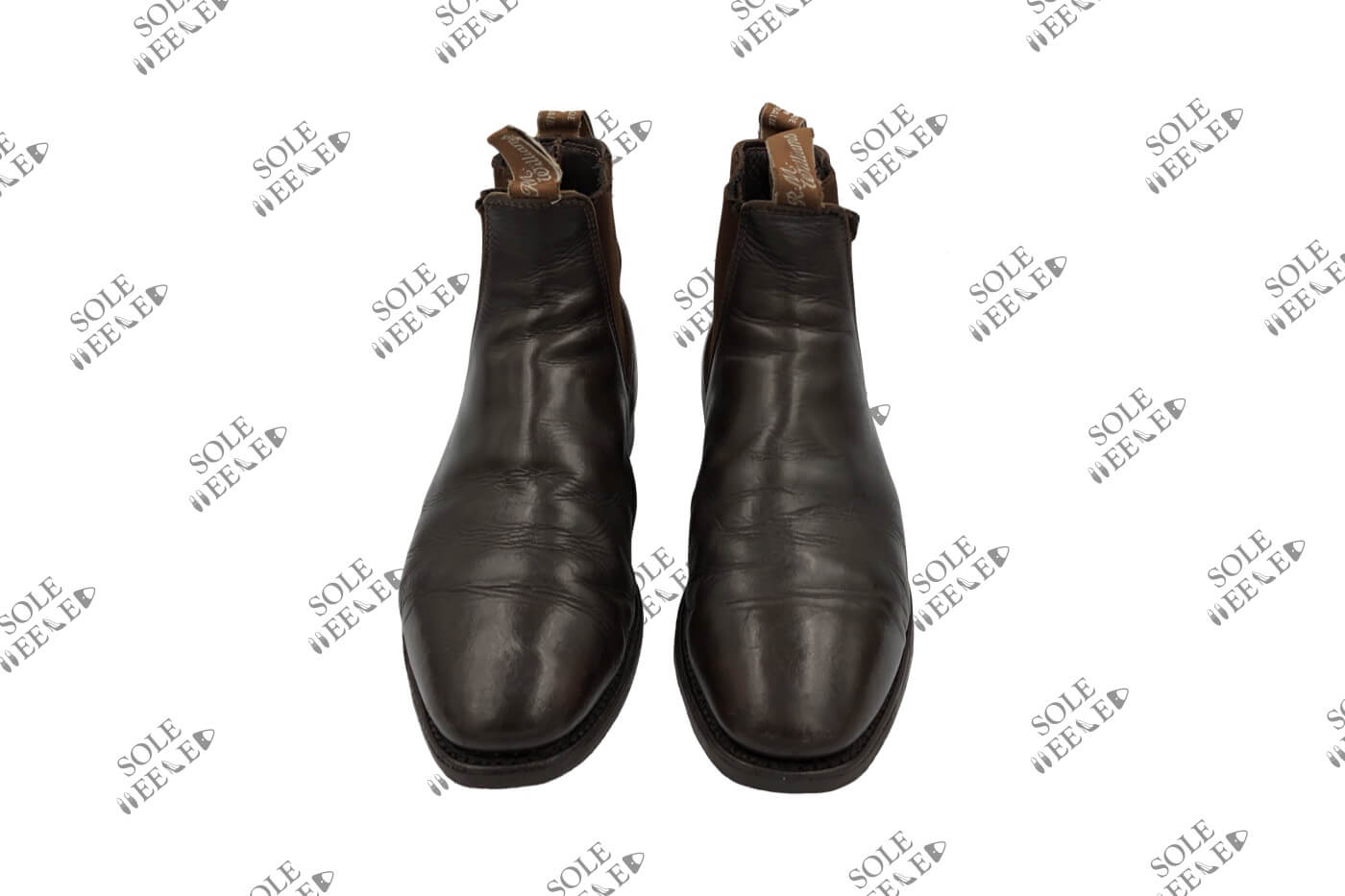 RM Williams Boot Sole and Heel Repair