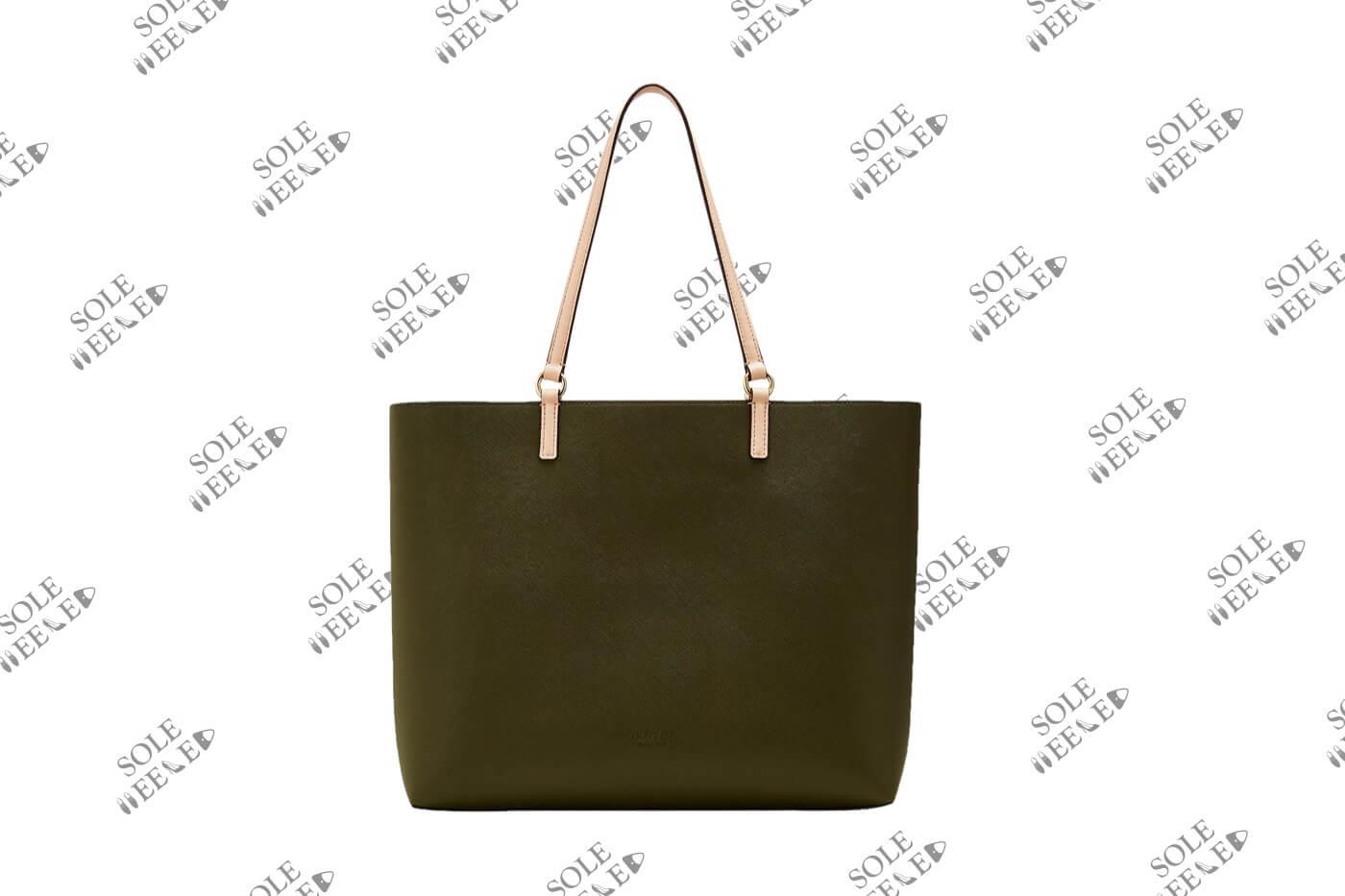 Oroton Handbag Closure Installation