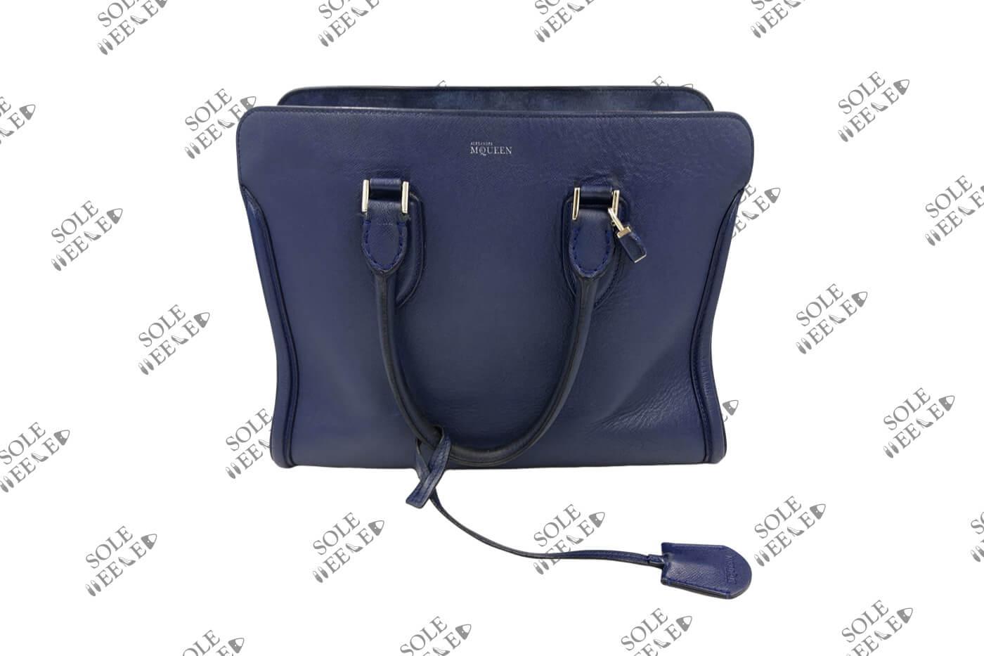 Alexander McQueen Handbag Restoration