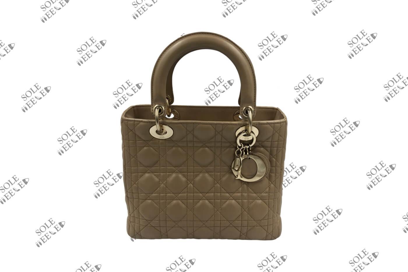 Christian Dior Handbag Restoration