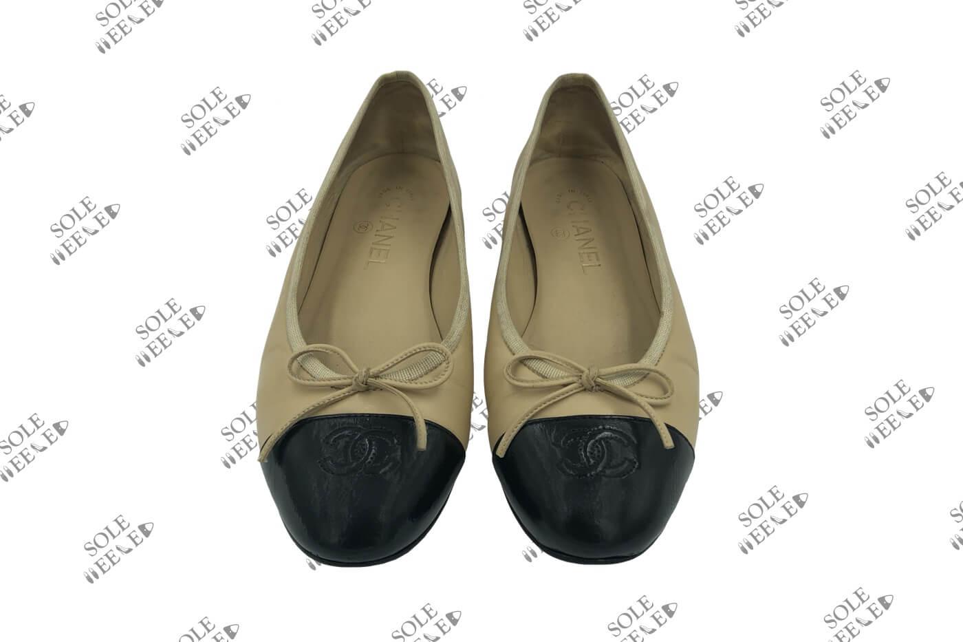 Chanel Shoe Restoration